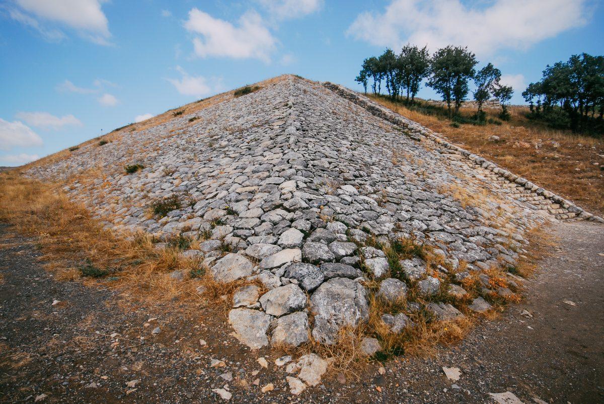 Hattuşa - Yerkapı Piramit