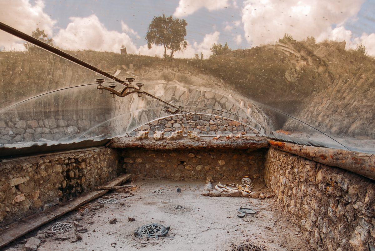 Alacahöyük - Mezar Odaları