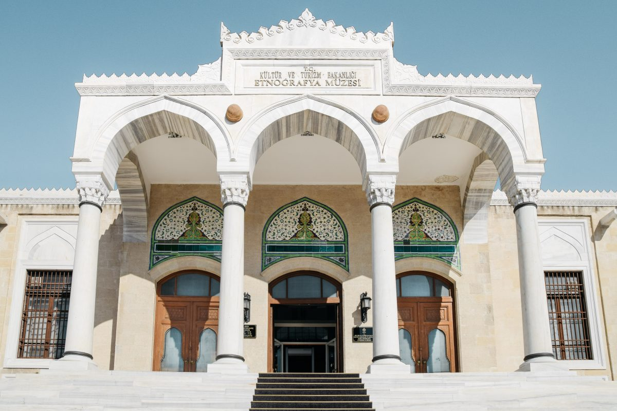 Ankara - Etnoğrafya Müzesi
