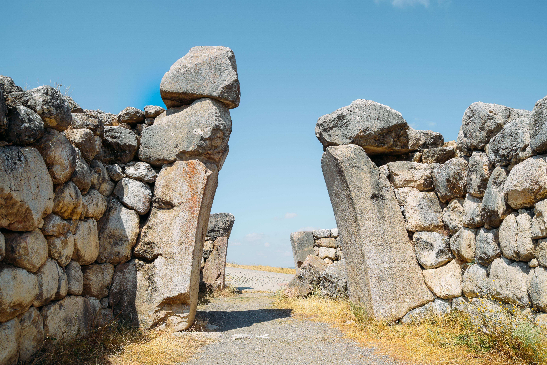 Hattuşa - Kral Kapı