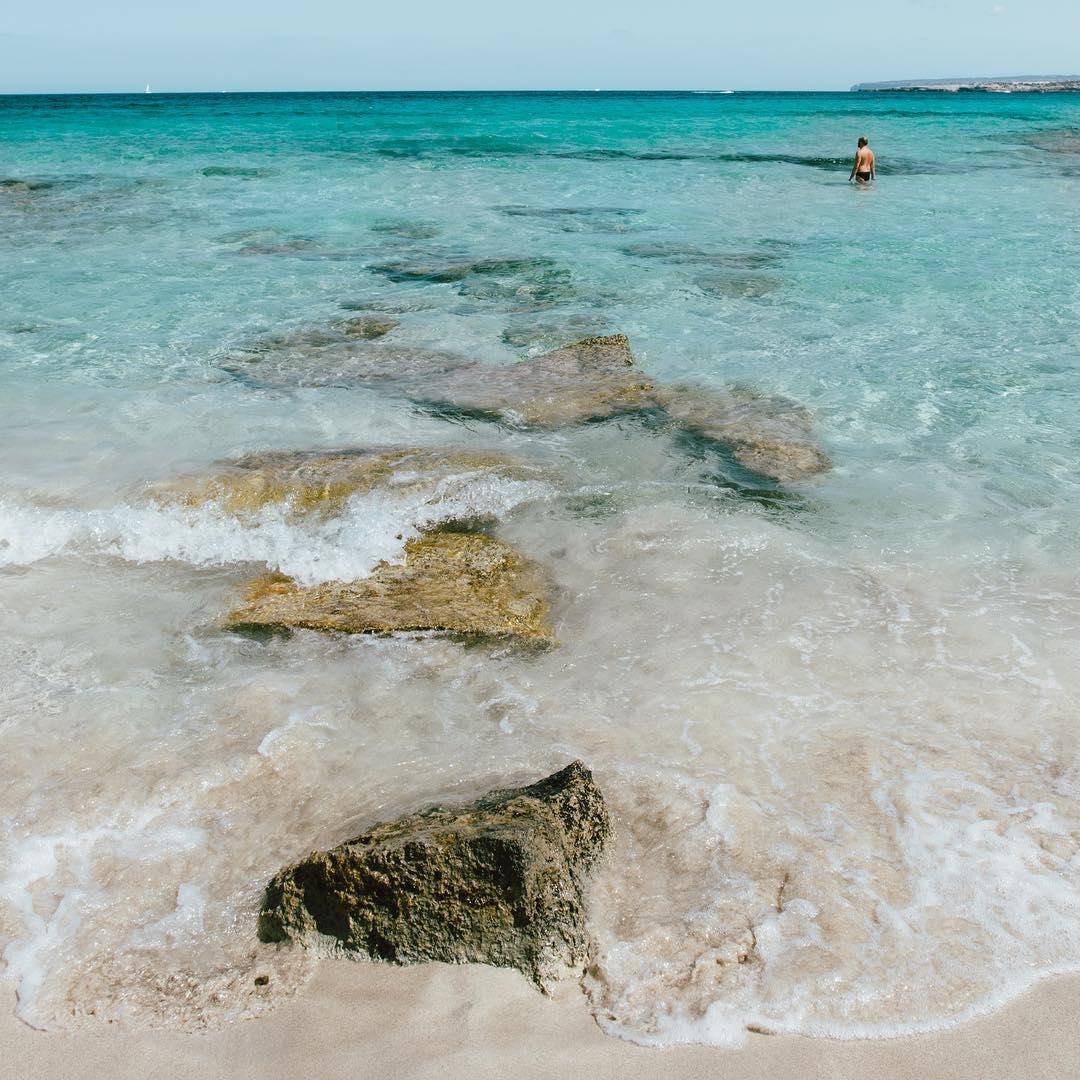 Plaja de Llevant, Formentera