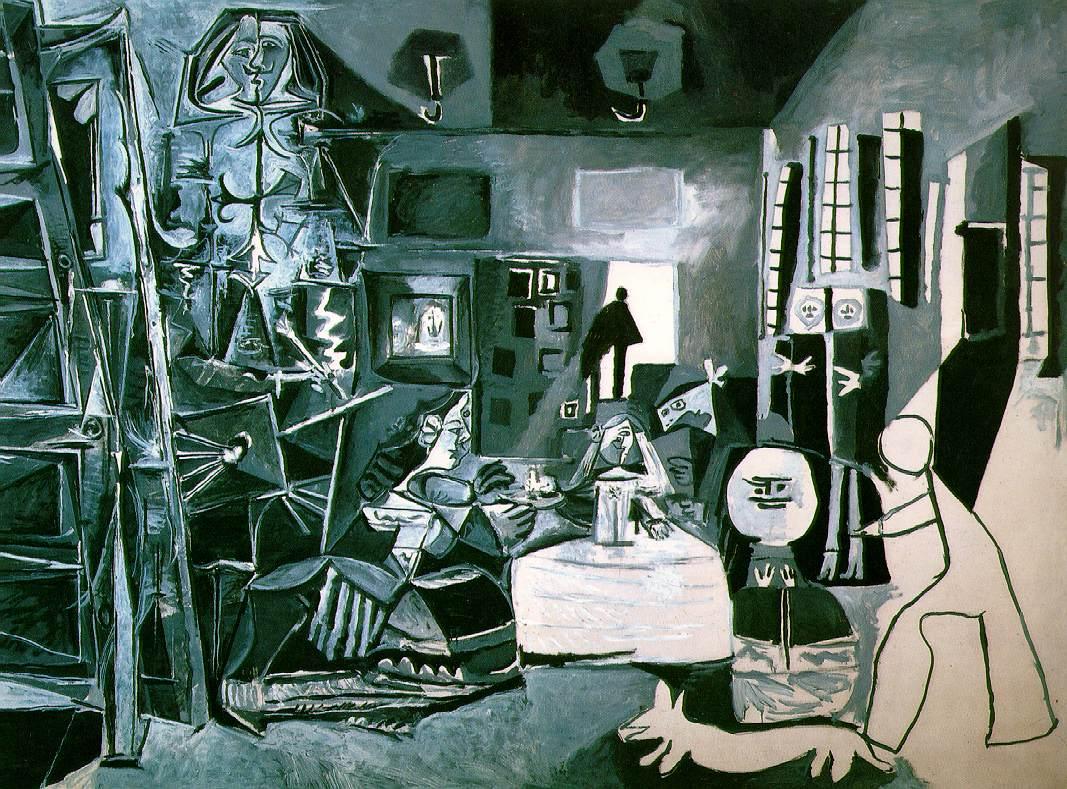 Pablo Picasso - Las Meninas