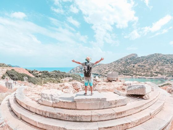 Esnek Seyahat Özgürlüğü Knidos Antik Kenti